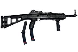 <b>Hi</b> Point 995TS <b>9mm</b> Carbine with Forward Grip and Two <b>20</b>-Round ...