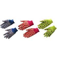 G & F Products Soft Jersey <b>Kids</b> Green/Red/Blue Gloves (<b>3</b>-<b>Pair</b> ...