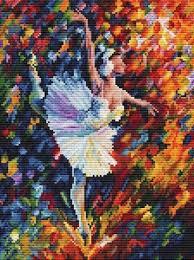 Танец души» Белоснежка 985-14
