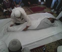 Image result for Tata cara mengurus jenazah sesuai Sunnah Rasulullah SAW