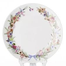 <b>Тарелка Domenik Crown</b> of Flowers (Dm9584/Dm9584 ...