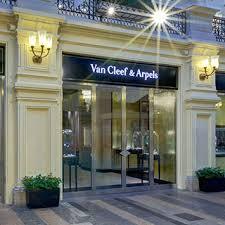 <b>Van Cleef & Arpels</b> 古姆商场品牌商