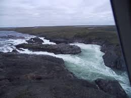 Rivière Kazan