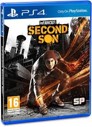 Infamous second son game Ps4 giá rẻ