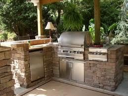 set cabinet full mini summer: rustic outdoor kitchen designs fine kitchen wonderful outdoor kitchen ideas for summer x best decoration