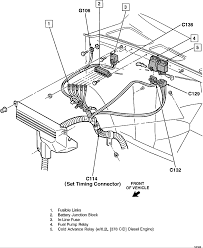 1993 chevy pickup not getting power to the fuel pump what on 4 wire vehicle diagram