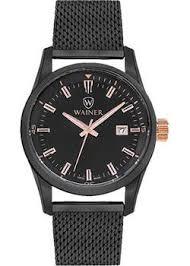 Наручные <b>часы Wainer</b> Venice. Оригиналы. Выгодные цены ...