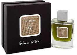 <b>Fir Balsam</b> Cologne by <b>Franck Boclet</b> - Buy online | Perfume.com