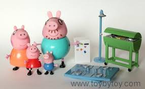 Peppa Pig (<b>свинка Пеппа</b>) - книги, <b>игрушки</b>