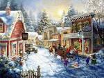 Открытки зимы на рабочий стол