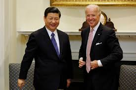 Image result for xi jinping in washington