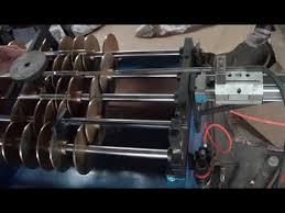 Semi <b>automatic high borosilicate glass</b> tubing cut machine - YouTube