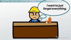Maladaptive Coping Strategies  Definition  amp  Examples   Video