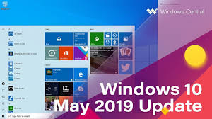 Windows 10 May <b>2019</b> Update - Official Release Demo (Version 1903)