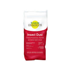 st gabriel organics insect dust lb food grade diatomaceous food grade diatomaceous earth indoor outdoor crawling insect killer