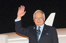 Image result for najib said goodbye