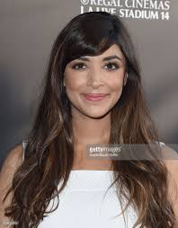hannah simone stock photos and pictures getty images actress hannah simone arrives at the 2015 los angeles film festival screening of flock of