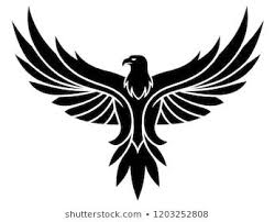 Стоковая векторная графика «<b>Girl</b> Wings Eagle» (без ...