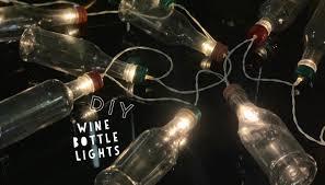 DIY Mini <b>Wine Bottle String</b> Lights – Whimsical Wine Woman