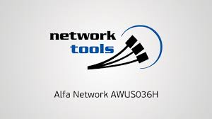Обзор <b>Wi Fi адаптера Alfa Network</b> AWUS036H - YouTube