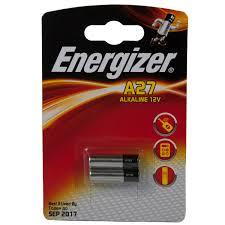 <b>Батарейка</b> ENERGIZER <b>A27</b> Alkaline FSB2 – купить недорого в ...