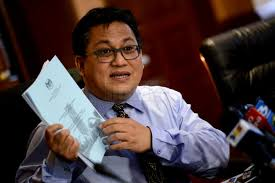 Image result for Nur Jazlan appointment of minister is bribe