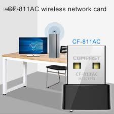 rainbowonline  <b>COMFAST CF-811AC 650Mbps Wifi</b> USB Adapter ...