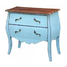 transylvania blue chest of drawers shabby blue shabby chic furniture