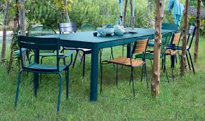 Fermob : garden furniture, french colourful design for outdoor, <b>metal</b> ...