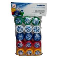 <b>Пробка</b> для бутыли <b>Aqua Work</b> для 19л, 15 шт/уп, блистер ...