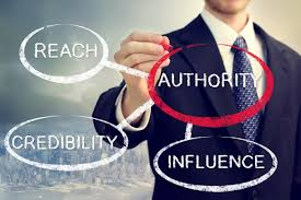 become an authority in your niche
