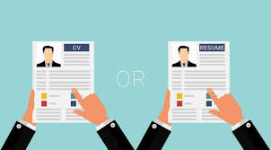 what s the difference between a cv and a resume all is explained
