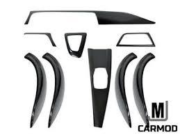 Fit For <b>BMW</b> F30/ F31/ F34 3-Series Standard <b>9 PCs</b> Set Carbon ...