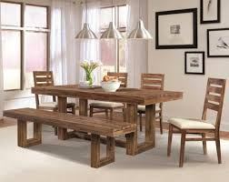 modern wood dining room sets:  rustic modern dining room chairs cool rustic modern elegant simple dining room