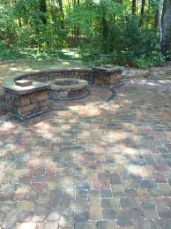 outdoor fireplace paver patio:  images about charlotte outdoor fireplaces on pinterest fire pits patio and columns