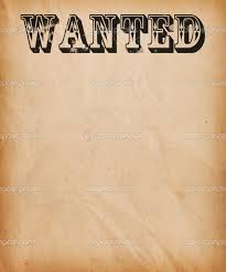 doc most wanted posters templates wanted poster most wanted poster template wanted template thevolunteerinside most wanted posters templates