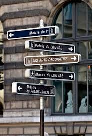 Image result for Paris street signs rue de la seine