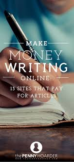 best ideas about unique jobs work from home we ve put together a quick list of sites that pay for articles from those that pay pennies per click to the more lucrative and competitive