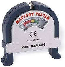 Ansmann Pocket Battery Tester: Home Audio & Theater - Amazon.com