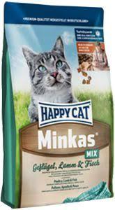 <b>HappyCat Minkas</b> Mix 10 kg : Buy Online Pet Food & Supplements ...
