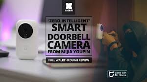 (<b>Xiaomi</b>) Zero Ai <b>Smart</b> Doorbell with Camera - Full Walkthrough ...