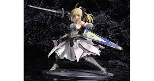 <b>Фигурка Fate/stay</b> night - Saber Lily -Distant Avalon- 1/7 Complete ...