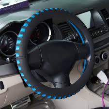 Universal Car Steering Wheel Cover <b>38CM Diameter Automotive</b> ...
