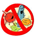 Images & Illustrations of cross infection