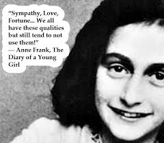 Anne Frank's quotes, famous and not much - QuotationOf . COM