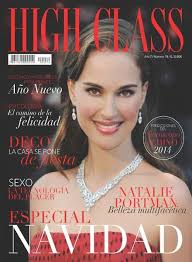 High Class – Diciembre 2013. December 19, 2013. High Class - Diciembre 2013. Language: Spanish; Pages: 212; Format: PDF; Size: 109.5Mb; Category: Style & ... - High-Class-Diciembre-2013
