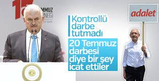 Başbakan Yıldırım 15 Temmuz sempozyumunda