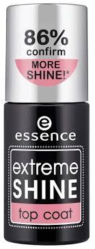 <b>Essence верхнее покрытие</b> Extreme shine 8 мл — купить по ...