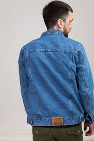 <b>Куртка ЗАПОРОЖЕЦ ZAP-JK01 Men's</b> Denim Jacket, заказать ...