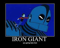 Iron Giant favourites by Knuckles119 on DeviantArt via Relatably.com